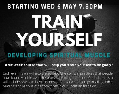 Developing Spiritual Muscle
