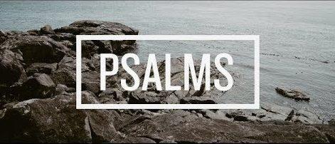 Coming Up on Sundays... The Psalms
