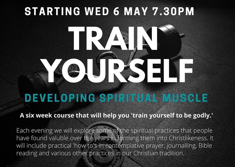Developing Spiritual Muscle